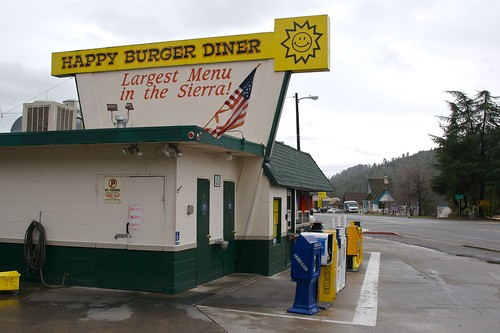 Happy Burger Diner