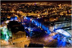 Liverpool Capital of Culture 2008 - Peoples Launch #1 (petecarr) Tags: city longexposure night liverpool fireworks 2008 capitalofculture radiocitytower