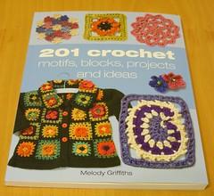 Crochet motif book