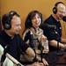 Cutting up during the Podcast are Dr. Paul Camarata, Father Roderick Vonhögen, Jennifer and Greg Willits.
