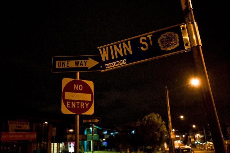 Winn St