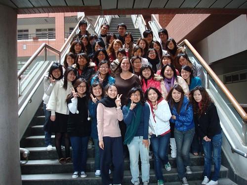 Junior Marketing Students (Class B)