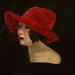 Bildnis Frau Martha Dix, by Otto Dix, 1923