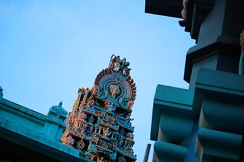 Sri Thandayuthapani Temple