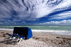 Floridian style (LucaPicciau) Tags: ocean sea usa beach america us sand florida miami style atlantic lp states spiaggia oceano sabbia atlantico floridian statiuniti