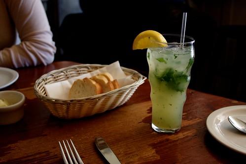 lemon mint press