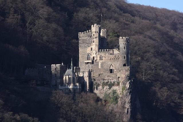 the middle rhine