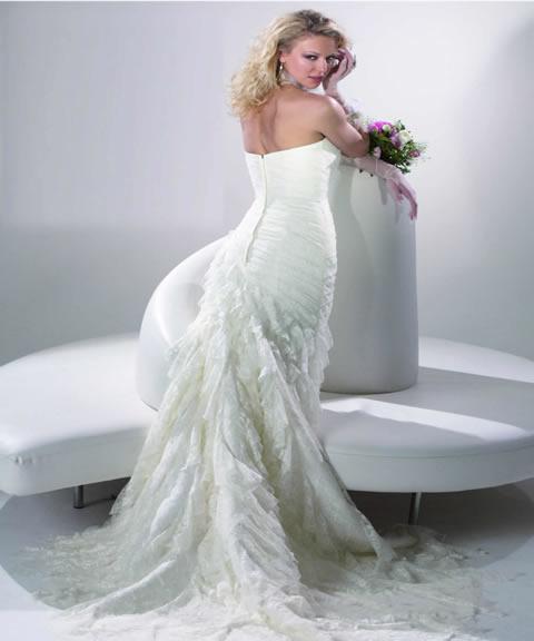 Trajes de novia baratos-QUELLEb