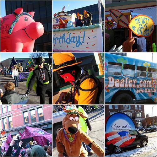 Burlington Mardi Gras 2008