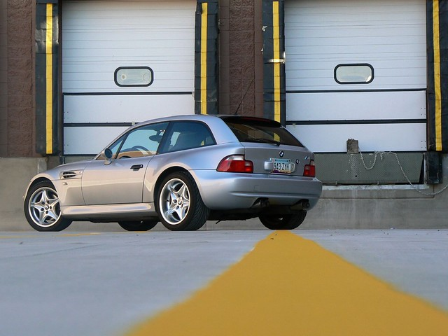 1999 BMW Z3 M Coupe | Arctic Silver | Gray/Black