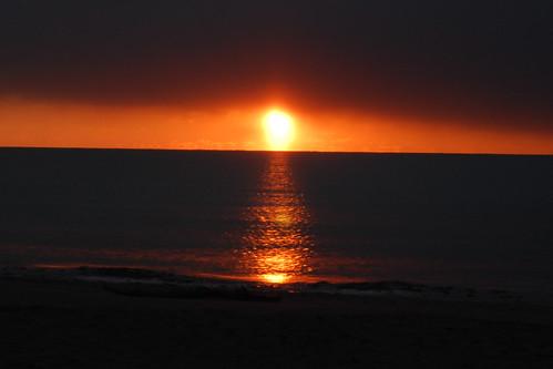 Sunrise by John Vetterli, on Flickr