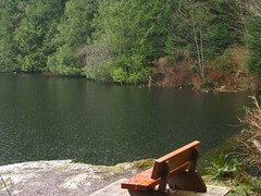 Bench at Kilarney Lake