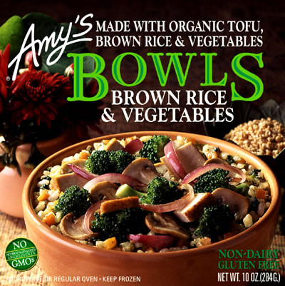 Amy's Brown Rice and Vegetables