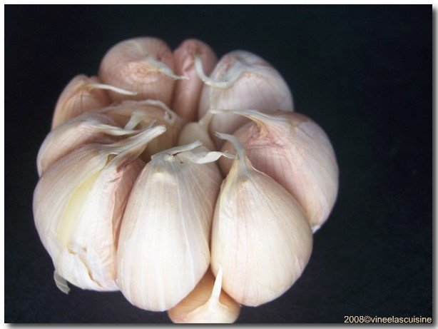 Raw Garlic/తెల్ల గడ్డ