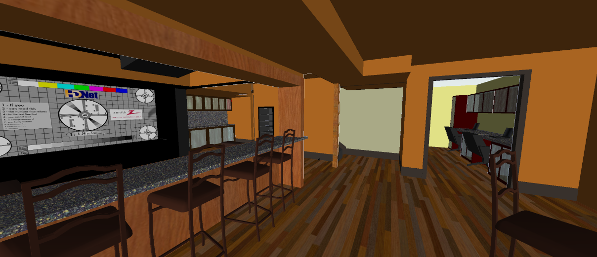 without sketchup i would never have even started my basement project