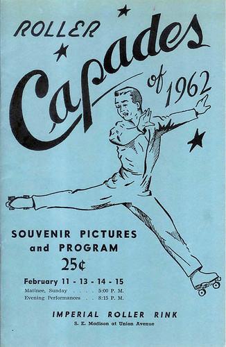 1962 Roller Capades - Portland, OR