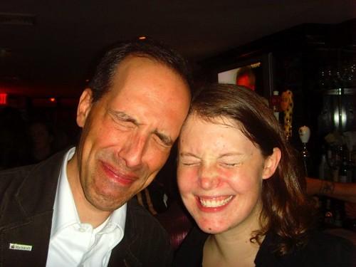 Steve and Hillary