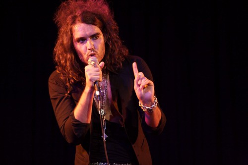 Russell Brand Live at The Roxy