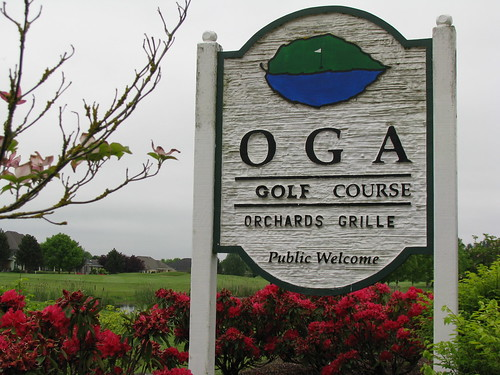 OGA Golf Course In Woodburn, OR