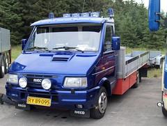 Iveco-Daily-blu super fantastic (EL KARRO DE DYLI) Tags: truck camion albania shqiperia kamion shqipe