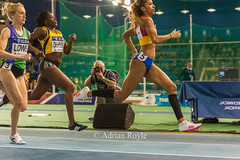 DSC_7881 (Adrian Royle) Tags: sheffield eis sport athletics track field action competition racing running sprinting jumping throwing britishathletics nikon indoor indoorathletics ukindoorathletics 2017
