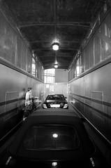 Alter Elbtunnel (augschburger) Tags: iso800 hamburg tunnel noflash hh landungsbrücken stpauli 2009 elbe elbtunnel lightroom hansestadt alterelbtunnel hansestadthamburg aperturef80 adobephotoshoplightroom nikond300 landungsbrcken focallenght10mm ©augschburger jeffreyfriedlflickrexportplugin shutter¹⁄₁₀sek zeitautomatik lens1020mmf456 hamburgtrip09
