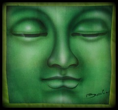 Let Go of Envy -:- 9934 (buddhadog) Tags: green top buddha 500 firstfriday pinnacle 3360 buddhaimage buddhadog bigmomma buddhaface balihi top100list 2wins flickr60 balihitradingco pregamewinner pinnaclelost1r910 pinnaclelost1r710 100mip g2haiku mm108