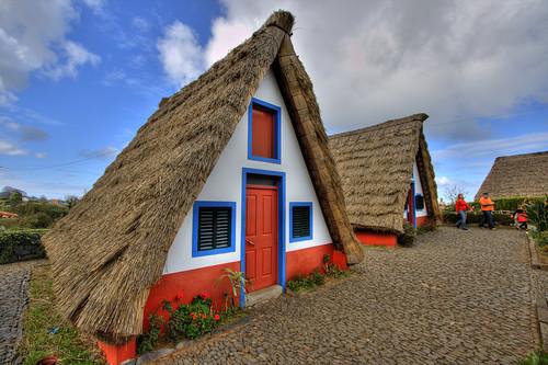 santana madeira portugal