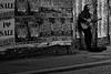Αφιερωμένο / Widmung (Angelos A.) Tags: street blackandwhite bw music berlin station canon germany deutschland artist railway bahn ostkreuz widmung 450d
