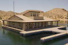 First in Nevada, First in the World: LEED-Registered Floating Green Building at Lake Mead National Recreation Area (Lake Mead Imagery) Tags: leed nevada searchlight nationalparkservice greenbuilding foreverresorts lakemohave lakemeadnationalrecreationarea cottonwoodcove floatingbuilding usgreenbuildingcouncil firstleedfloatingbuilding cottonwoodcovemarinaresort