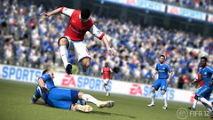 FIFA 12 - Terry clean tackle