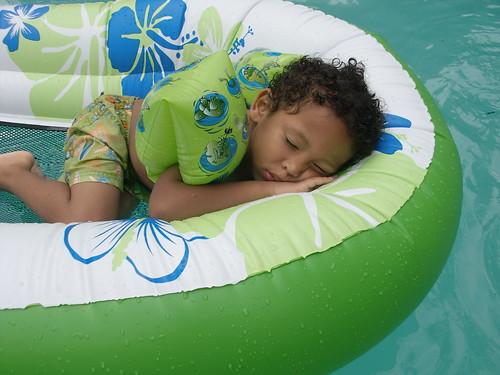 Sleeping David