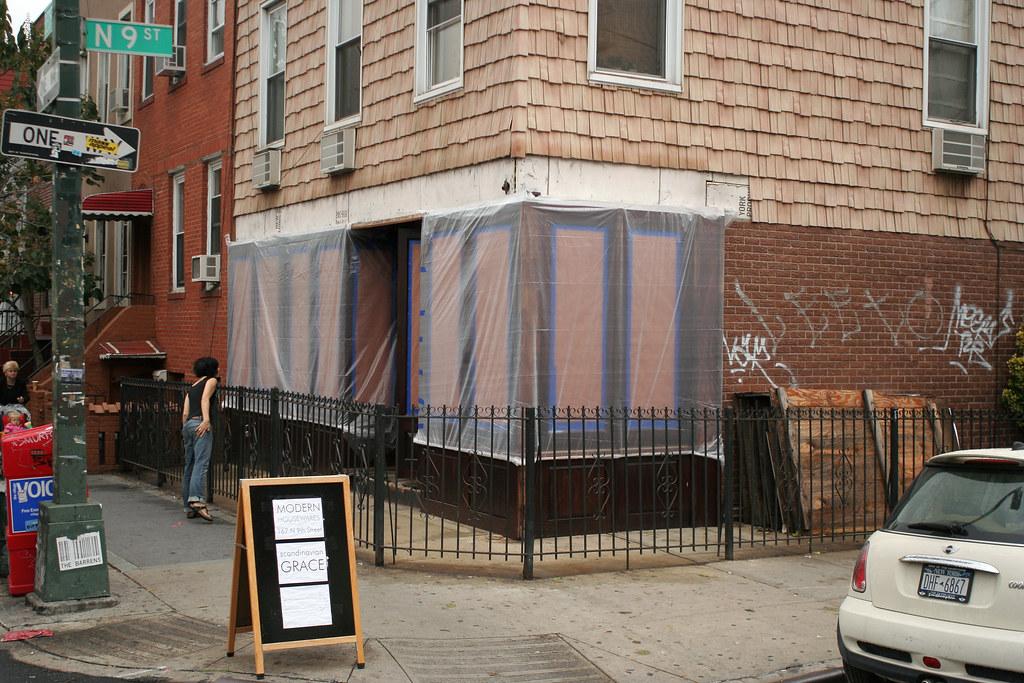 Storefront or workshop?