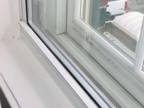 Double Pane Windows in Mark's Center City Condo Loft