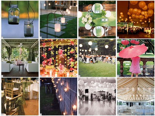 Your Best Wedding: Hanging Lantern ideas for a Wedding Reception ...