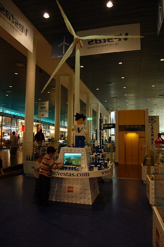 Lego Exhibition @ Copenhagen Airport