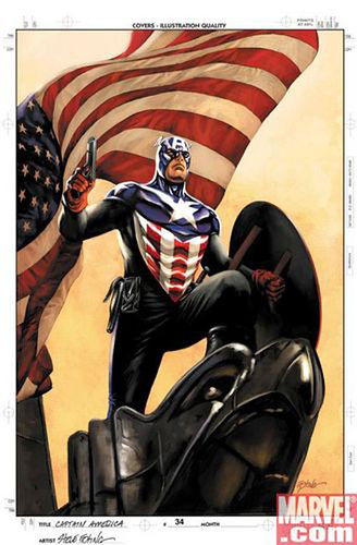 Nuevo Capitán América 2
