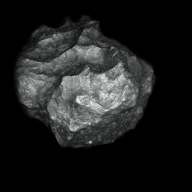 Meteorite, View 2