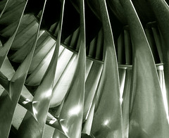 CFM56 (Lost in Transition) Tags: closeup airbus jetengine fanblades lufthansa skyhigh flyinhigh cfm56 lostintransition matthiasfranke marrymeflyforfree