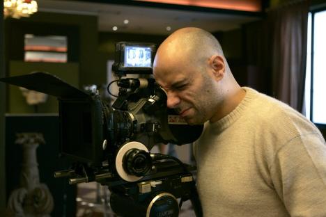 Hernan Migoya, director de Soy un pelele