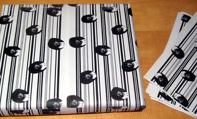 Tom Head Wrapping Paper