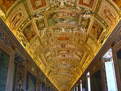(Sonal And Abe) Tags: travel vacation italy vatican rome roma gold europe italia european basilica europeanvacation religion ceiling catholicism vaticancity cathoic goldenceiling