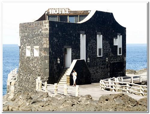 Hotel Punta Grande. El Hierro.