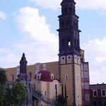 Puebla: Iglesia de San Francisco