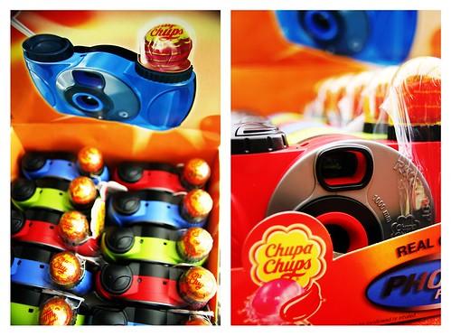 Chupa Chups Photo Pop by Der Ohlsen.