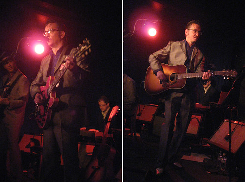 Richard Hawley, Cafe du Nord, Dec. 12, 2007