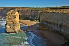 Take Two (natmeister) Tags: beach landscape australia victoria coastline greatoceanroad twelveapostles rugged 12apostles
