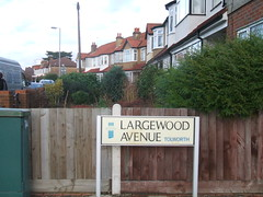 Tolworth (anthonyfalla) Tags: signpost tolworth