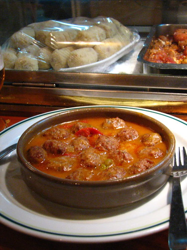 Albondigas in Madrid