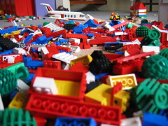Some of the Lego